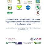 EGS Africa Communique EN