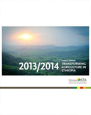Annual Report - Transforming Agriculture in Ethiopia